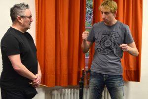 Florian Fochs Teilnehmer Schlagzeug Workshop