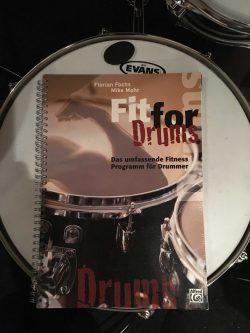 Fit for Drums Must Have für Schlagzeuger