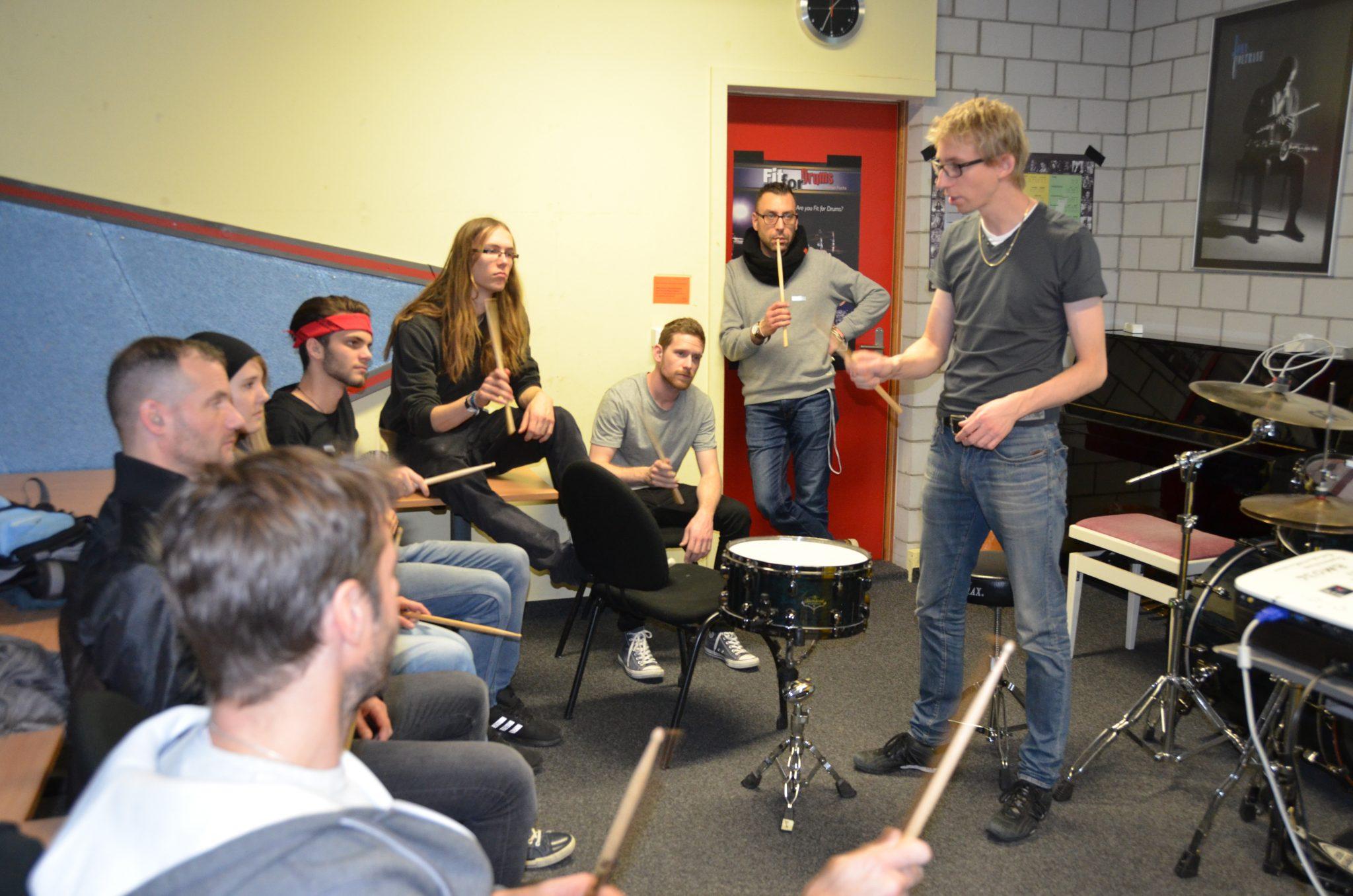 Fit for Drums Teachertage Schweiz
