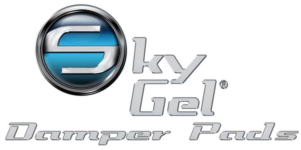Logo SkyGel Damper Pads